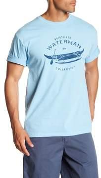 Quiksilver Waterman Collection Crew Neck Tee