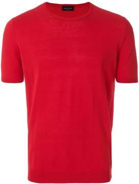 Roberto Collina knitted T-shirt