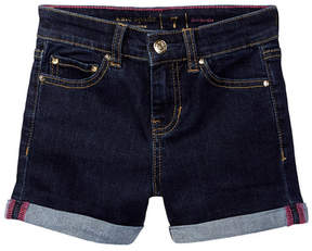 Kate Spade cuffed denim shorts (Toddler & Little Girls)