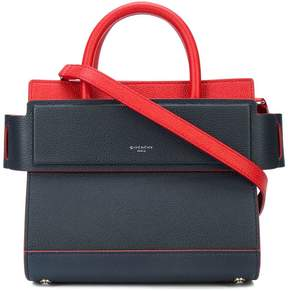 Givenchy Red/Black Mini Horizon Bag