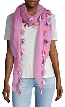 Bindya Double Tassel Scarf