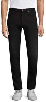 HUGO Slim-Fit Buttoned Jeans