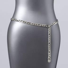 Vera Wang Women's Simply Vera Curb Chain Belt