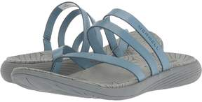 Merrell Duskair Seaway Post Leather Women's Shoes