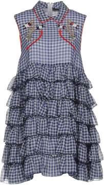 Space Style Concept Short dresses