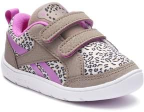 Reebok VentureFlex Critter Feet Toddler Girls' Leopard Sneakers