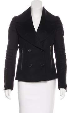 Belstaff Wool Structured Jacket