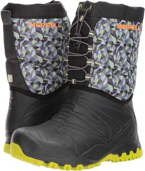 Merrell Snow Quest Lite Waterproof Boys Shoes