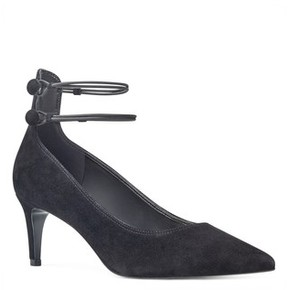 Nine West Women's Sawtelle Double Ankle Strap Pump