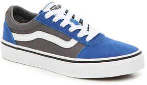 Vans Boys Ward Toddler & Youth Sneaker
