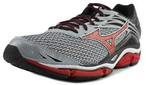 Mizuno Wave Enigma 6 Round Toe Synthetic Running Shoe.