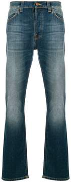 Nudie Jeans straight-leg trousers