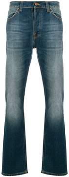 Nudie Jeans straight-leg trousers