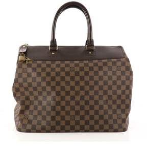 Louis Vuitton Pre-owned: Greenwich Travel Bag Damier Pm.
