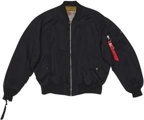 Alpha Industries Printed Bomber Jacket