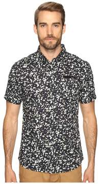 7 Diamonds Breath of Air Short Sleeve Shirt Men's Short Sleeve Button Up