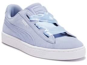 Puma Suede Heart Jr. Sneaker (Big Kid)