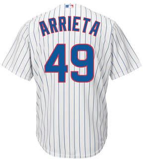 Majestic Kids' Jake Arrieta Chicago Cubs Replica Jersey, Big Boys (8-20)