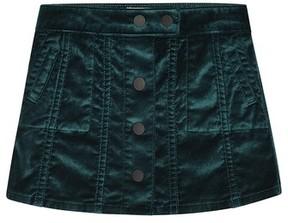 DL1961 Girl's Jenny Velvet Skirt