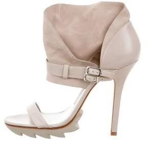 Camilla Skovgaard Leather Ankle-Strap Sandals