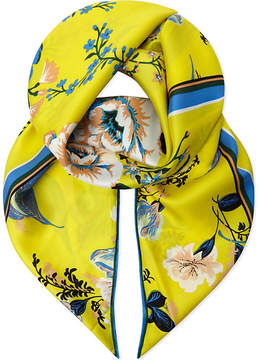 Diane von Furstenberg Bournier silk square scarf