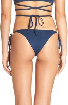 Frankie's Bikinis Women's Frankies Bikinis Marley Side Tie Bottoms