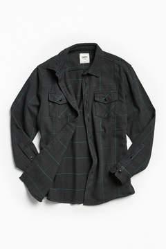 Katin Monty Flannel Button-Down Shirt