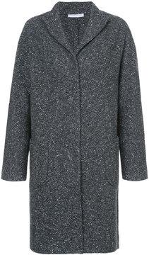 Fabiana Filippi concealed single-breasted coat
