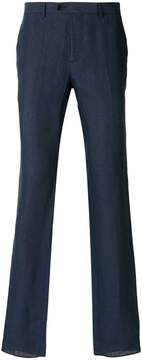 Etro slim fitted tailored trousers