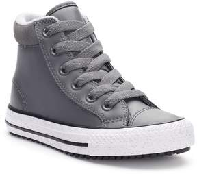 Converse Boys' Chuck Taylor All Star Boot PC High-Top Sneakers