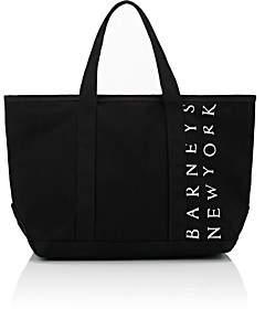 Barneys New York Women's Logo Tote Bag-Black