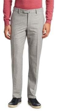 Loro Piana Classic Flannel Trousers