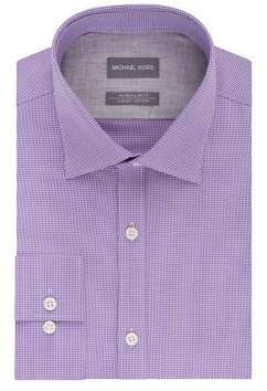 MICHAEL Michael Kors Non-Iron Cotton Dress Shirt
