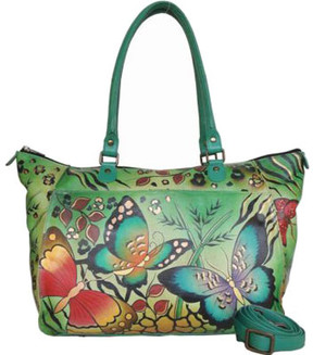 Anuschka Anna By ANNA by Hand Painted Large Tote 8066 (Women's)