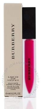 Burberry Liquid Lip Velvet Liquid Lipstick 0.2 oz (6 ml) No.33- Magenta
