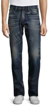 PRPS Barracuda Straight Fit Five Pocket Jeans