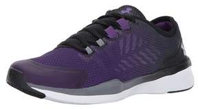 Under Armour Womens W Charged Push Tr Seg Fabric Low Top Lace Up Fashion Snea....