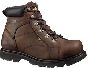 Caterpillar Men's Mortar 6 Steel Toe Boot