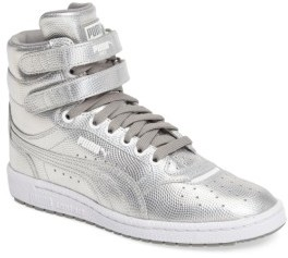 Puma Girl's Sky Ii High Top Sneaker