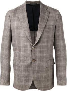 Eleventy chest pocket blazer