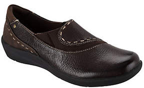 Earth As Is Origins Leather Slip-on Shoes- Leona