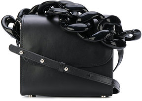 Marques'almeida oversized thick chain bag