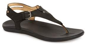 OluKai Women's 'Eheu V-Strap Sandal