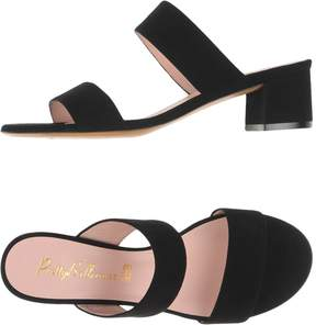 Pretty Ballerinas Sandals