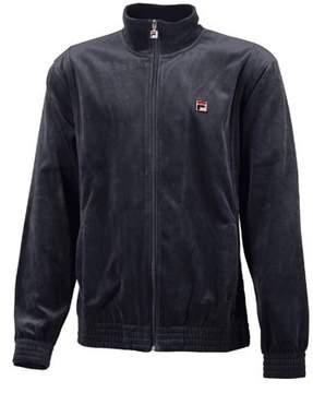 Fila Men's Solid Velour Jacket