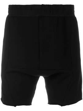 Julius panelled track shorts