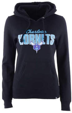 '47 Women's Charlotte Hornets Headline Hooded Sweatshirt