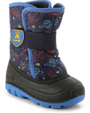 Kamik Boys Snowbug 4 Toddler Snow Boot