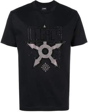 Les Hommes embellished T-shirt