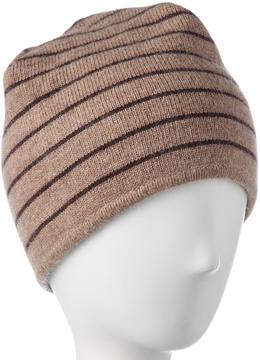 Portolano Men's Wool-Blend Skull Hat